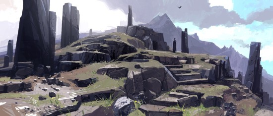 'The Stone Kings' Ian McQue